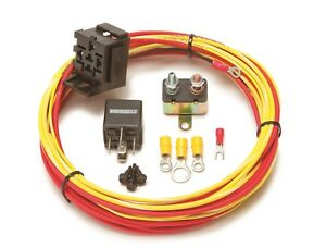 Painless Wiring 50102 Universal 30 Amp Fuel Pump Relay Harness Kit