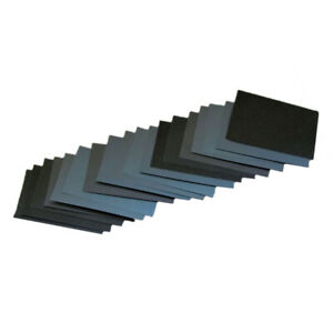 Sandpaper Wet Dry Polishing Grinding Silicon Carbide For Car Body Wood Varnish