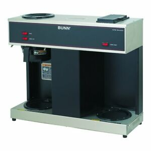 Bunn 04275 0031 Vps 12 cup Pourover Commercial Coffee Brewer With 3 Warmers 1
