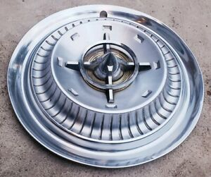 1 Used Oem 1959 Buick Electra 225 Spinner Flipper 15 Hubcap Wheel Cover Rare