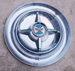 1 Oem 1956 56 Dodge Custom Royal Lancer Spinner Flipper 15 Hubcap Wheel Cover