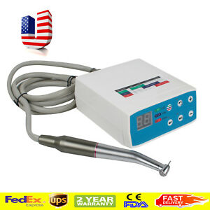 Dental Led Brushless Electric Micro Motor Fit Nsk 1 5 Increasing High Handpiece