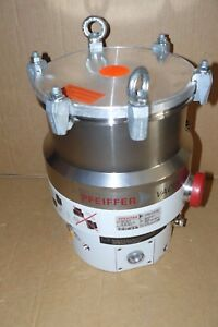 Pfeiffer Tmh 1001 P Turbomolecular Vacuum Turbo Pump Dn 200 Iso k 3p 920 L s New