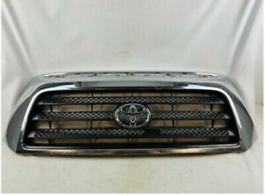 2008 Toyota Tundra Grille Factory Oem 2007 2008 2009 Chrome Grille