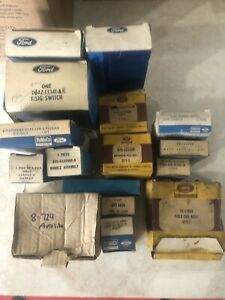 Nos Ford Parts Lot