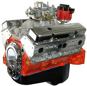Blueprint Engines Pro Series Chevy 427 C I D 540hp Dressed Crate Engine
