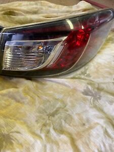 2010 2011 2012 2013 Mazda 3 Right Side Tail Light