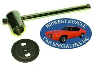 Gm Door Rear Quarter Glass Window Crank Roller Nut Install And Removal Tool Qf