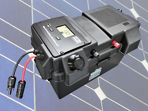 1200w 2400w Solar Generator Portable Solar Battery Box 12v Or 24v 100a Mppt