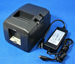 Star Micronics Tsp650 Pos Thermal Receipt Printer With Power Supply