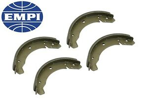 Rear Brake Drum Shoes For Vw Beetle Bug 1964 1967 Set Of 4
