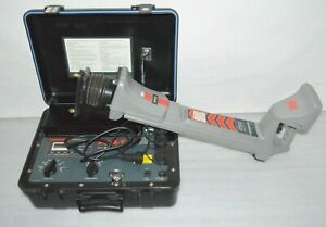 Radiodetection Rd Pcm Plus Pcm tx Wire Underground Utility Cable Pipe Locator