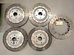 Ap Racing Cp5772 108 109 Ventilated Brake Disc 5x114 3 Hub Set W 1 Spare Disc