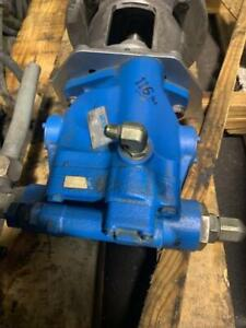 Vickers Hydraulic Pump Pvq20 B2r Ss1s 21 Cm7 12 Used Motor Can Be Purchased