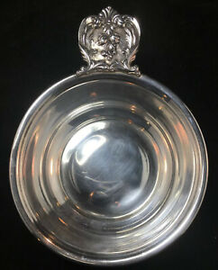 Francis 1st Sterling Silver Porringer By Reed Barton No Monogram