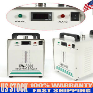 Cw 3000 Thermolysis Industrial Water Chiller For Laser Engraving