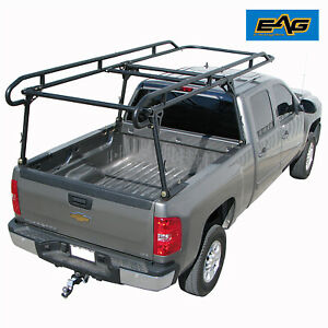 Eag Full Size Contractor Pickup Truck Ladder Lumber Rack 1500 Lbs