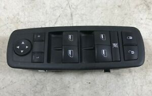 2008 11 Chrysler Town And Country Driver Master Window Switch Oem