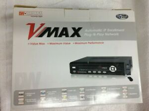New Digital Watchdog V max Dw vmax 4500g 4 Channel H 264 linux 480fps At Cif