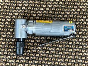 Central Pneumatic 1 4 Right Angle Die Grinder New Made In Japan