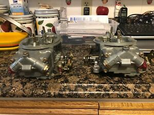 Match Set Carburetor Holley 950cfm Hp4150 List 80577 0524