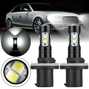 2pcs 100w High Power 880 892 893 899 Led Fog Light Driving Bulb Drl 6000k White