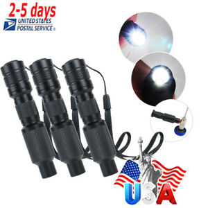 3pcs Mini Led Cold Light Source Endoscope 10w Connetctor Fit Stryker N7515 Fda