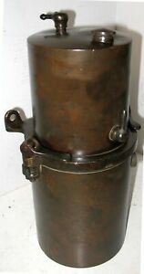 Gray Davis Sidemount Brass Carbide Generator Cadillac Pierce Arrow Locomobile