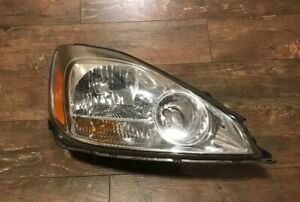 2004 2005 Toyota Sienna Xenon Hid Passenger Right Hand Side Headlamp Assembly