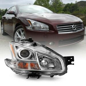 Fits 2009 2013 Nissan Maxima factory Style Passenger Side Headlamp Replacement