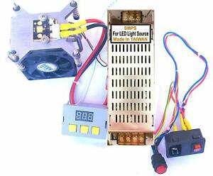 Led Light Source Kit assembly 75w With Led Chip heat Sink power Driver semi