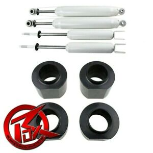 Fits 1993 1998 Jeep Grand Cherokee Zj Full 3 Lift Kit With Extended Shocks
