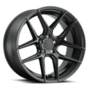 Tsw Tabac Rim 20x10 5x114 3 Offset 25 Semi Gloss Black Quantity Of 1