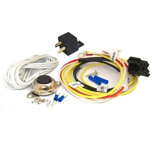 Wire Harness With Relay And Button Kit For Horn Installation