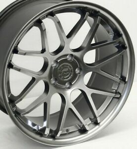 20 Platinum Downforce Dc8 Staggered 05 20 Mustang Wheels 20x8 5 20x10 5x114 3