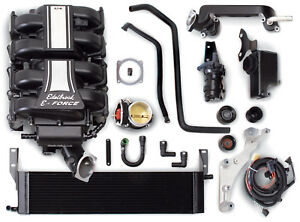Edelbrock 1585 Supercharger Stage 3 Profesional Tuner Kit 2005 2009 Ford M