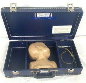 Nasco Life Form Pediatric Infant Baby Injection Head Manikin Trainer