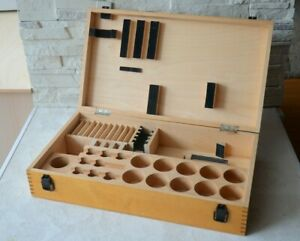 Lomo Original Wooden Box For Big Microscope Ussr Mbi 11