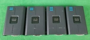 Lot Of 4 Cisco 74 4788 05 For Cts3k cam clust Telepresence Hd Camera