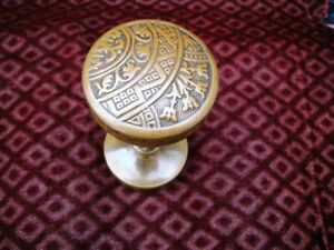 Victorian Ornate Pair Door Knobs