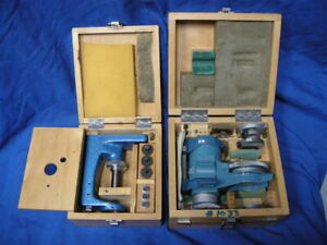 Used As Is New Age Industries Portable Metal Hardness Rockwell Tester Stand