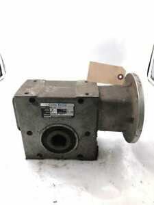 Cone Drive B061050 waa11 Right Angle Worm Gear Speed Reducer 50 1 35 Output Rpm