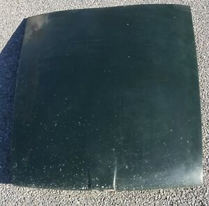 Mgb Aluminum Alloy Hood Rustfree nice clean great One To Work With
