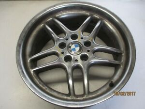 Oem 95 1996 97 98 99 00 01 Bmw 740i M Parallel Chrome Alloy Wheel Rim 18 18x8