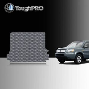 Toughpro Cargo Mat Gray For Honda Pilot All Weather Custom Fit 2003 2008