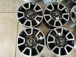 2014 2019 Toyota Tundra Sequioa Trd Factory Oem 18in Wheels Free Shipping 2