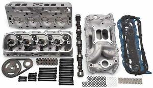 Edelbrock Bbc Power Package Top End Kit 2095