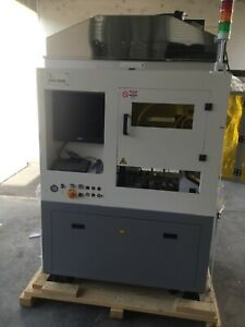 Evest Corp Msd 540d Automatic Pick And Place Machine Great Condition Pc Board