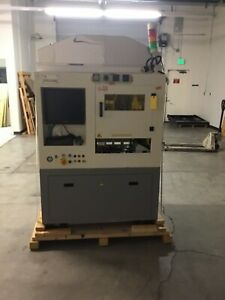 Evest Corp Oed 530e Automatic Pick And Place Machine Great Condition Pc Board