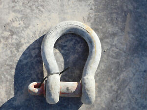 35 Ton 2 Inch Shackle Clevis Usa